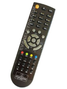 Controle Remoto Receptor Net Line X95 HD Premium