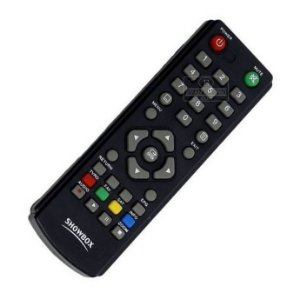 Controle Remoto Para Receptor Showbox SAT HD