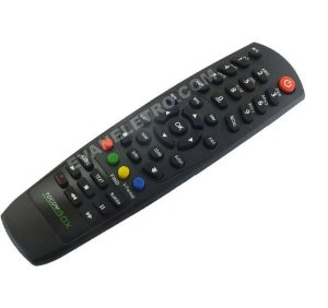 Controle Remoto Para Receptor Tocombox Zeus HD