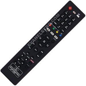 Controle Remoto Receptor Azamérica S809