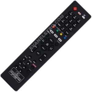 Controle Remoto Receptor Azamerica S1008
