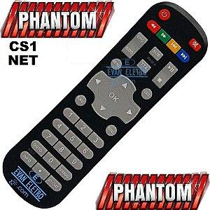kit 5 peças Controle net / cs1 atacado