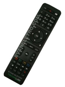 Controle Remoto para Receptor Tocomlink Cine HD2