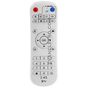 Controle Remoto para Receptor BTV X / BX / B10 (Leia Tudo)