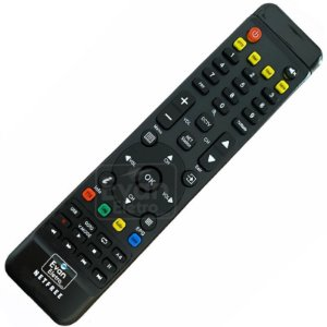 Controle Remoto Receptor Net Line X100 Smart HD