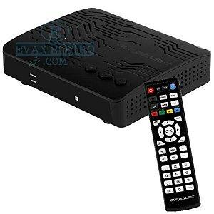 Receptor GLOBALSAT GS-130 FULL HD ACM VOD (R$650 via transferência bancaria)