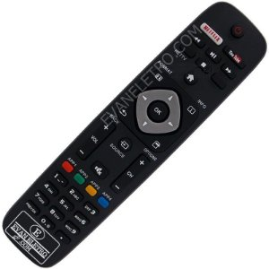 Controle Remoto TV LED Philips 32PFL4901 com Youtube / Netflix