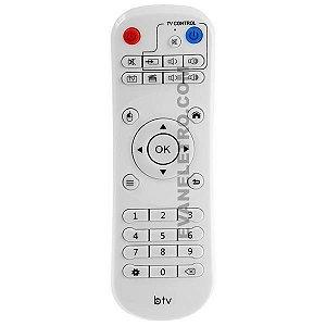 Controle Remoto para Receptor BTV B8