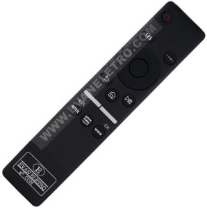 Controle Remoto Smart TV LED Samsung UN55RU7100GXZD com Netflix / Prime Vídeo / Internet
