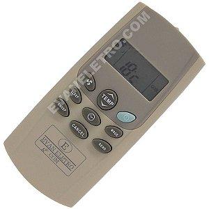 Controle Remoto Ar Condicionado Carrier CR41014010