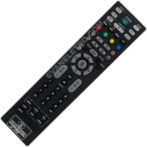 Controle Remoto TV LCD / Plasma LG MKJ39170804