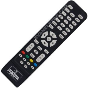 Controle Remoto TV LED AOC CR4304 / LE32D1452 / LE48D1452 / ETC