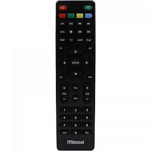 Controle remoto Para receptor Mibosat 1001 / 2001 / 3001 (Similar)