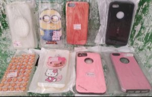 1 Capa iPhone 5 / 5S / 5G / SE