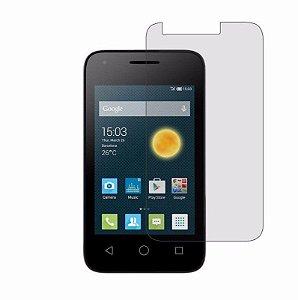 Película transparente de Vidro Temperado para Smartphone Alcatel PIXI 3 Tela 3.5
