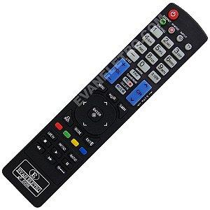 Controle Remoto TV LCD / LED / Plasma LG AKB72914210-221 / 32LE7500 / 42LE7500 / 47LE7500 / 55LE7500 / 32LE5500 / 42LE5500 / 47LE5500 / 60LE5500 / 42LE8500