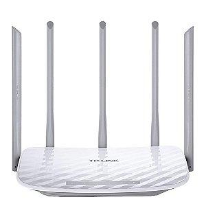 Roteador Wireless TP-Link Dual Band AC 1350 Archer C60 5 Antenas