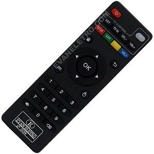 Controle Remoto Para Receptor HTV A8 100% Original