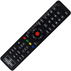 Controle Remoto TV LED H-Buster HBTV-32D06HD