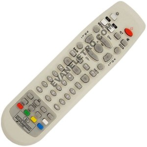 Controle Remoto Receptor Oi TV ECO / ETR S33 / C01245 / Elsys