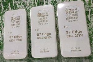 1 Capa Samsung S7 Edge Transparente