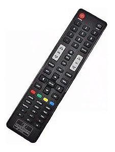 Controle Remoto TV LCD / LED Semp Toshiba CT-6700 / DL3245i / DL4045i / DL4845i / CT-6770 / DL3253