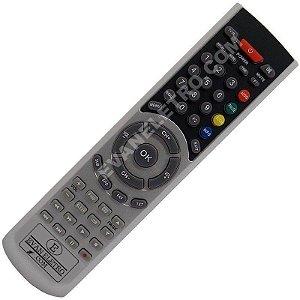 Controle Remoto Receptor Digital Ekotech ZBT-650N HDTV