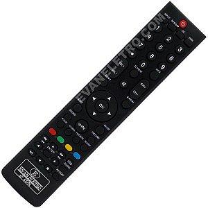 Controle Remoto TV LCD / LED H-Buster HBTV-32L05HD / HBTV-42L05FD