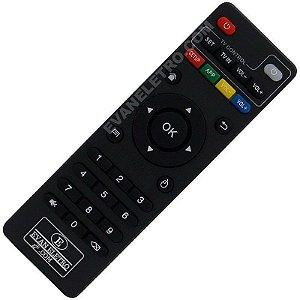 Controle remoto para Tv Box Inova