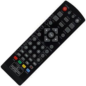 Controle Remoto Conversor Digital Inova DIG-153G