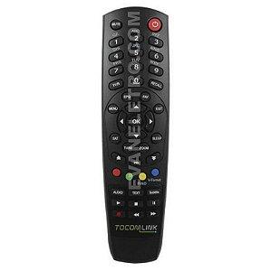 Controle Remoto Tocomsat Duo HD / Duo HD+ 100% Original