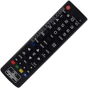 Controle Remoto para Receptor Pop TV Gold Sat