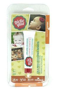 Cola Girlie Glue para Acessórios Infantis