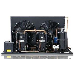 Unidade Condensadora Elgin 1,5 HP 220V Trifásica 60HZ R22