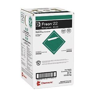 Fluído Refrigerante Freon 22
