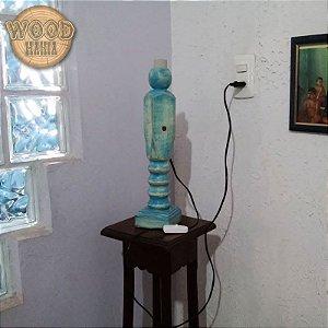 Luminária Pé de Cama