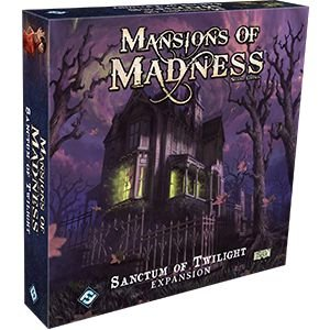 Mansions of Madness – Santuário do Crepúsculo