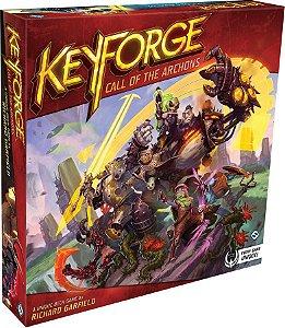 Keyforge: KEYFORGE: O CHAMADO DOS ARCONTES (PRÉ-VENDA EM PORTUGUÊS)