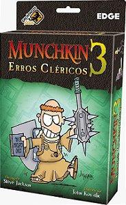 Munchkin 3: Erros Cléricos EXPANSÃO