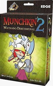 Munchkin 2: Machado Descomunal EXPANSÃO