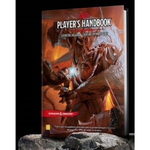 Dungeons and Dragons: Player's Handbook - em Português