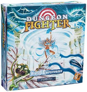 Dungeon Fighter - Expansão Ventos Tempestuosos