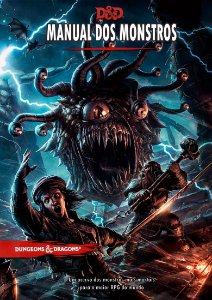 Dungeons and Dragons: Manual dos Monstros - em Portugues
