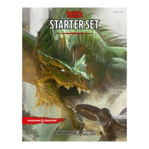 Dungeons & Dragons – Stater Set: Kit Introdutório