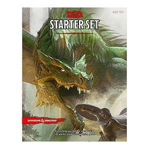Dungeons & Dragons – Stater Set: Kit Introdutório