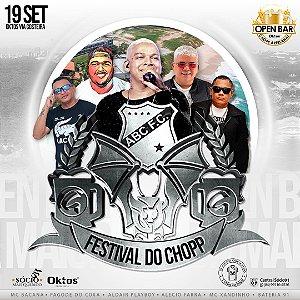 Festival do Chopp - Grátis Sócio91 + Copo