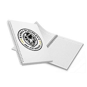 Caderno Grande 200 Folhas