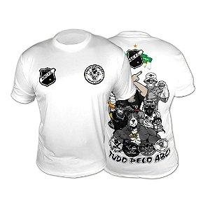 Camisa Padrão Comandos com Patches
