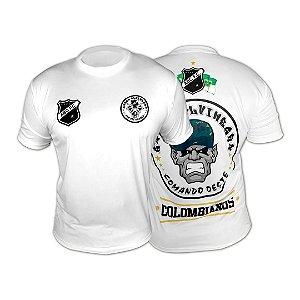 Camisa Padrão Comando Oeste com Patches