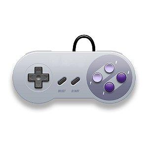 Controle Super Nintendo
